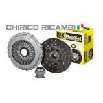 Kit frizione : Citroen - C3 I dal 2003 al 2009 (FC_) - 1400 HDI 50kw 68cv - Diesel