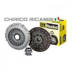 Kit frizione : Citroen - C3 II dal 2009 a oggi  - 1600 88kw 120cv  - Benzina