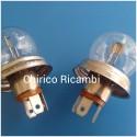 2 Lampade faro 12v45w40 luce asimetrica