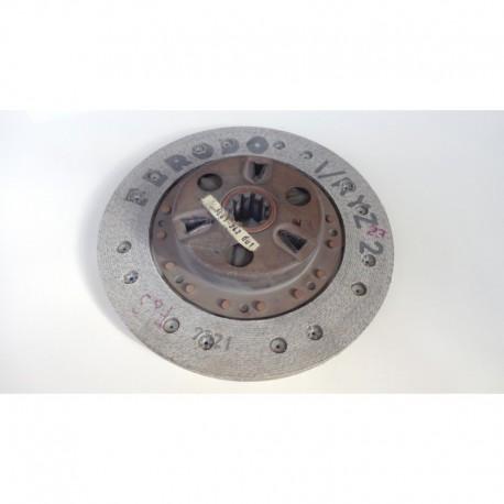 Disco frizione Lancia Flavia 2000 con parastrappi diametro 215