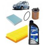 Tagliando olio e filtri Fiat Panda III 900