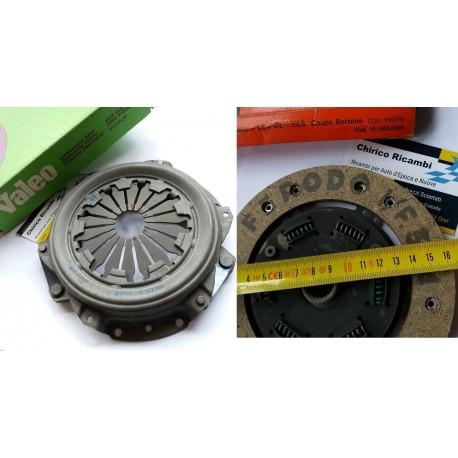 Kit Disco frizione e spingidisco Simca 1000  D 160 Ferodo 1514030328 e Valeo M098