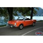 Asta livello olio motore Fiat 124 sport coupe