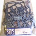 Kit guarnizione motore Lancia Fulvia 1300 s, coupe, HF, GT, Rally