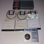 Lancia 2000 Berlina e Coupe, Fulvia HF, GTE, Piston Ring set 89 mm