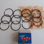 Fiat 1100 R 103 set Piston ring STD 987920