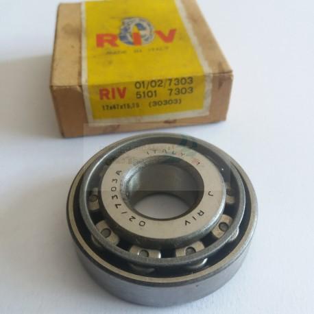 17 X 47 X 15,25 02 7303 RIV 30303 Bearing