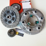 Kit frizione Fiat 1100 D R disco frizione 20 cave, complessivo meccanismo e cuscinetto 3 pezzi nuovi