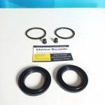 Kit gommini riparazione pinze ruote anteriore A112 Abarth junior  gommini freno