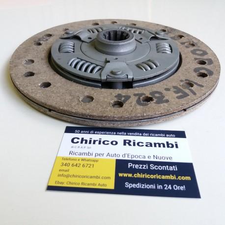 Alfa Romeo Giulia 1.3 1600 prima serie, Giulietta 1300 diametro 200 Clutch disc