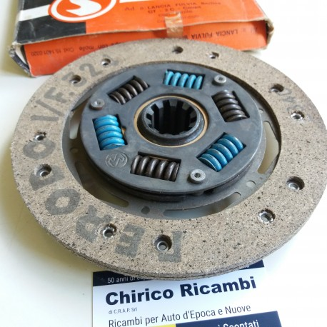 Clutch disc Lancia Fulvia  2C, 1300 Rally, coupe, sport  180