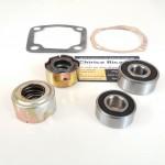 Kit riparazione pompa acqua Fiat 850 4 Fori