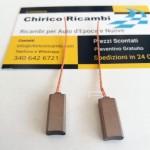 Magneti Spazzole Alternatore misure 4,2 x 17, 5/16 x h 7,2  cavo 51 [mm]