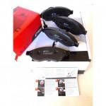 Pastiglie freno anteriore : Citroen - C4 Grand Picasso I dal 2007 a 2013 (UA_) - 1800 Bi Energy 92kw 125cv - Benzina