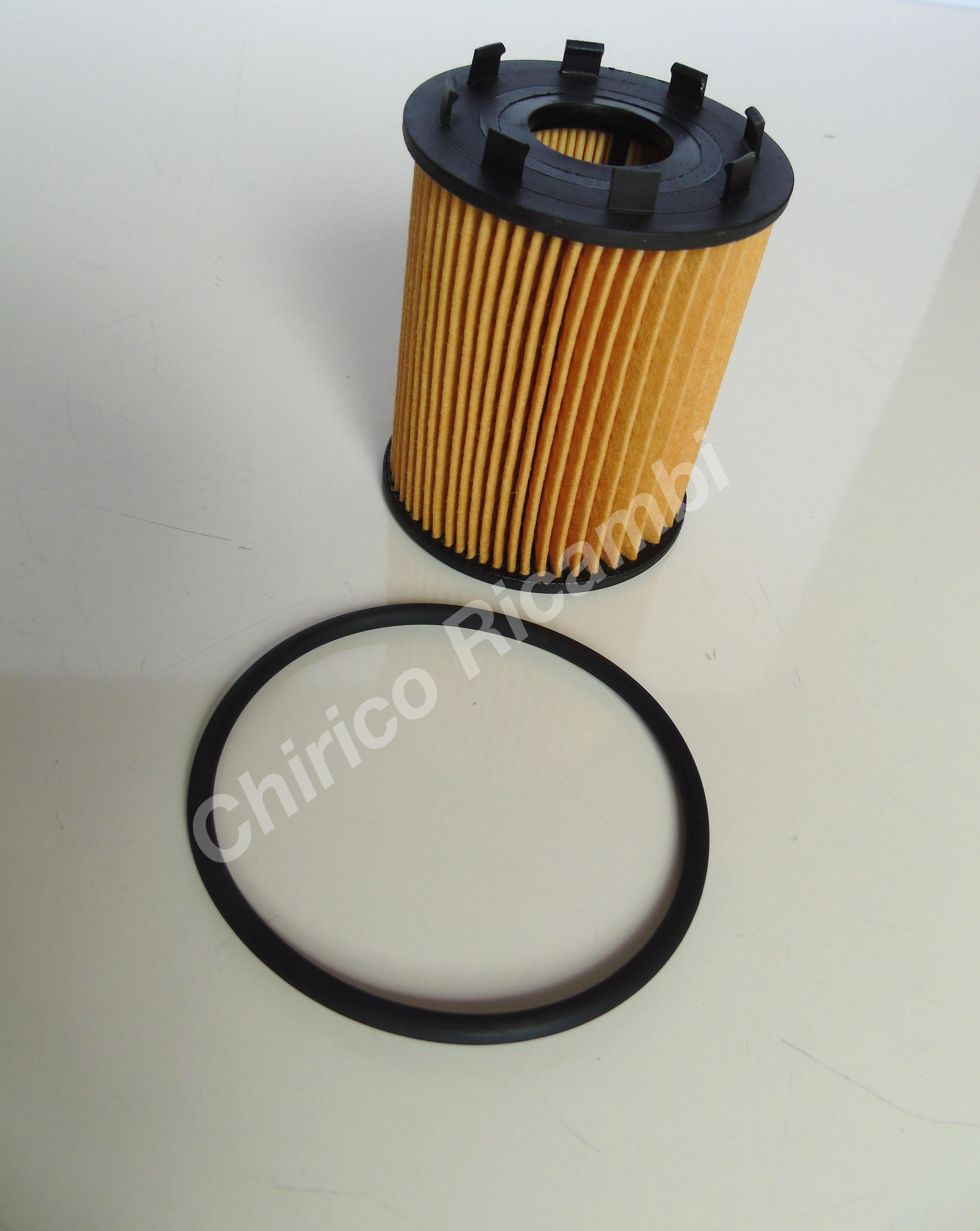 Filtro Olio Fiat Grande Punto 1400 16 V Abarth Da 2005 A 2012