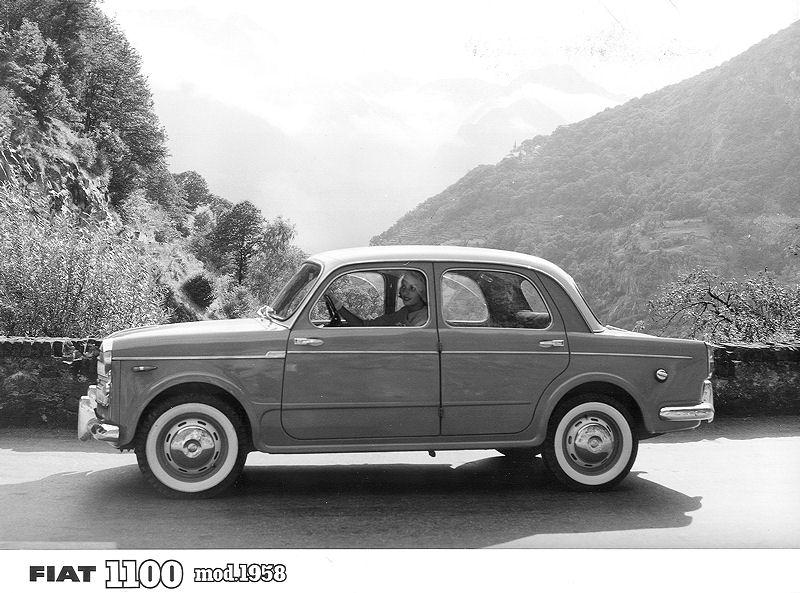 Fiat 1100, D, R, 103