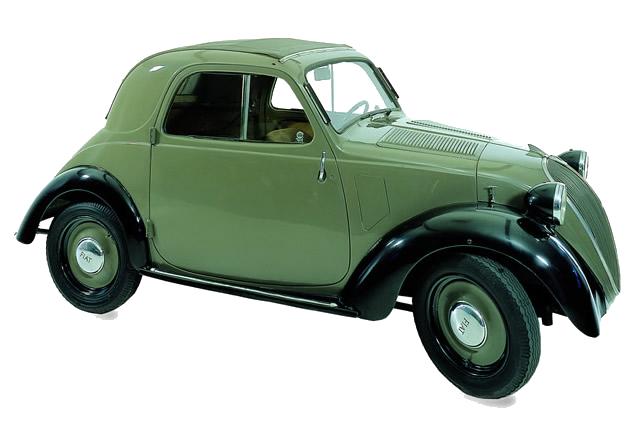 Fiat Topolino - Chirico Ricambi
