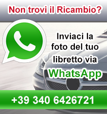 Ricambio via whatsapp
